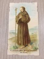 Santino S. Leonardo Da Porto Maurizio - Imágenes Religiosas