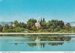 Chypre Cyprus Salt Lake Tekke Larnaca - Mosquée Hala Sultan - Chypre