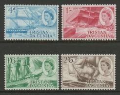 Tristan Da Cunha, 1969, SG 121 - 124, Complete Set Of 4, MNH - Tristan Da Cunha