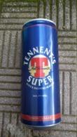 Lattina Italia - Birra Tennent S Super -  ( Lattine-Cannettes-Cans-Dosen-Latas) - Dosen