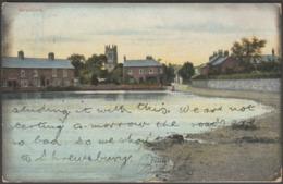 Gresford, Denbighshire, 1905 - Valentine's Postcard - Denbighshire