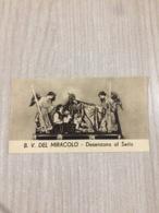 SAntino B. V. Del Miracolo In Desenzano Al Serio (bg) - Santini