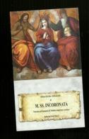 Santino - Maria SS. Incoronata - Venerata A Montoro Sup. ( AV ) - Santini