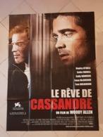 """Affiche GM """"LE REVE DE CASSANDRE"""" 116 X 157 Cm - Plakate & Poster"""