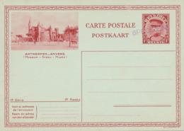504/30 -- Entier Illustré Képi 1 F Griffe Violette SPECIMEN - ETAT NEUF - Cat. SBEP NON SIGNALE - PEU COMMUN - Enteros Postales