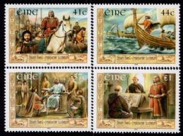 Ireland - 2002 - Brian Boru, Irish King  - Mint Stamp Set - 1949-... Republic Of Ireland