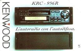 *ITALIA: PRIVATA RESA PUBBLICA - KENWOOD - RADIO* - Scheda NUOVA (MINT) - Italia