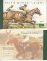1996 Ireland Irish Horse Racing Deluxe Booklet Unexploded MNH - Reitsport
