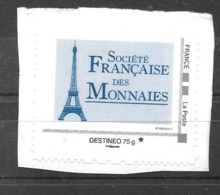 Societe Française Des Monnaies - Personalizzati (MonTimbraMoi)