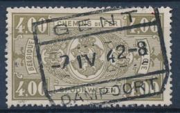 """TR 248 - """"GENT-DAMPOORT"""" - (ref. 29.763) - Railway"""
