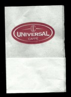 Tovagliolino Da Caffè - Universal Caffè - Tovaglioli Bar-caffè-ristoranti
