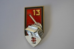 Insigne 13 Régiment Du Génie - Landmacht