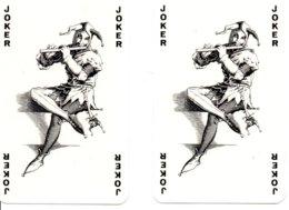 2 Jokers Joker Jeu De Cartes A Jouer - Playing Card - 54 Cartes