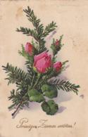 C.Klein.Christmas,roses.HWB Edition Nr.3067 - Klein, Catharina