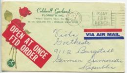 Machine Postage, Spokane, USA, 1974 - Marcofilia - EMA ( Maquina De Huellas A Franquear)