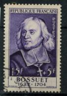 FRANCE   Bossuet    N° Y&T  990  (o) - Usados