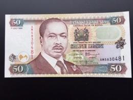 KENYA P36D 50 SHILLING 1999 UNC - Kenia
