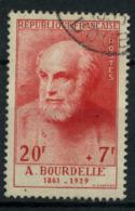 FRANCE   Bourdelle   N° Y&T  992  (o) - Usados