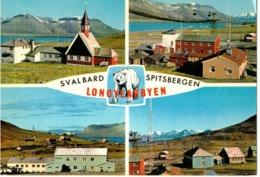 SVALBARD SPITSBERGEN  LONGYEARBYEN  (NORWAY) - Norvegia