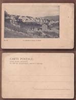 AC -  LEBANON VUE GENERALE ET STATION DE BABDA CARTE POSTALE - POST CARD - Libano
