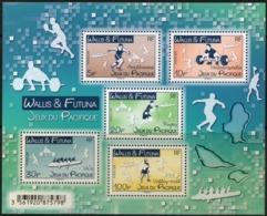 Wallis Et Futuna 2019 - Jeux Du Pacifique, Rugby, Athlétisme, Haltérophilie, Volley - BF Neuf // Mnh - Wallis And Futuna