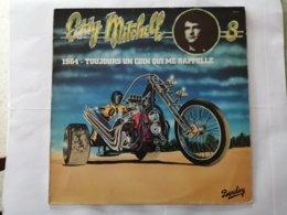 33 T  EDDY MITCHELL  1964 Toujours Un Coin Qui Me Rappelle  BARCLAY - Rock