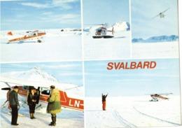 SVALBARD FLYTRAFIKK (NORWAY) - Norvegia