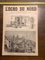 1889 ECDN PARIS CINGHALAIS AU JARDIN D ACCLIMATATION MADAGASCAR TANANARIVE - Collections