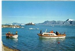 SVALBARD TURISTBESOK (NORWAY) - Norvegia