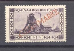 Sarre  -  Services  :  Yv  24  ** - Dienstzegels
