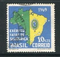 BRESIL- Y&T N°900- Oblitéré - Brazil