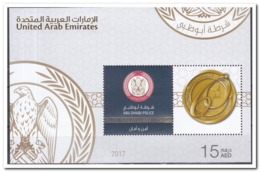 U.A.E. 2017, Postfris MNH, Abu Dhabi Police - Verenigde Arabische Emiraten