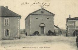 MAUVEZIN (Gers) Temple Protestant RV - France