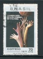 BRESIL- Y&T N°954- Oblitéré - Brazil