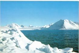 SVALBARD - ENGELSKBUKTA (NORWAY) - Norvegia