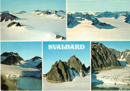 SVALBARD - KARAKTERISTISKE  (NORWAY) - Norvegia