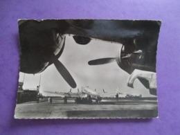 """CPA 93 AEROPORT DE PARIS LE BOURGET DEPART D'UN """"LANGUEDOC"""" AIR FRANCE - Le Bourget"""