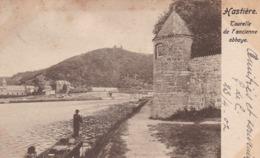 Hastiere Tourelle De L Ancienne Abbaye - Hastière