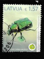 Lettonie. Latvia. 2019; Gnorimus Nobilis . Oblitéré. Used - Autres