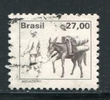 BRESIL- Y&T N°1406- Oblitéré - Brasile