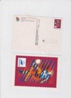 FRANCE 1 Carte PAP Prêt à Poster Coupe Du Monde Football France98 - Joueur De Bordeaux N°YT 3130 - 1998 - - 1998 – Frankreich