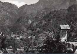 Valsesia - Fervento Di Boccioleto - Fg Vg - Vercelli