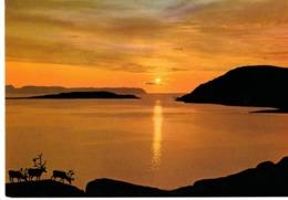 MIDNATTSOL - HAMMERFEST (NORWAY) - Norvegia
