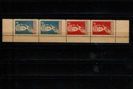 Emission De LYON Paire Verticale  5 & 6 Rouge Et Bleu Neuf Sans Charniere B D F Cote Maier 2010 : 800, Signé Calves - Liberation