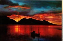 MIDNATTSOL - LYNGEN (NORWAY) - Norvegia