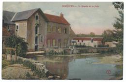 Carte Postale 45 Dordives Le Moulin - Dordives
