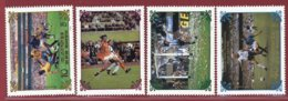 Korea 1985, SC #2477-80, Specimen, World Cup, Football - Ohne Zuordnung