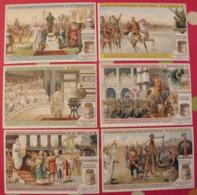 6 Chromo Liebig : Les Autorités Suprêmes Se L'ancienne Rome. 1911. S 1021. Chromos. - Liebig