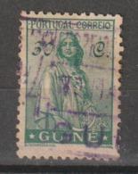 GUINE CE AFINSA 209 - POSTMARKS OF GUINE - Guinée Portugaise