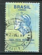 BRESIL- Y&T N°2145- Oblitéré - Brazilië